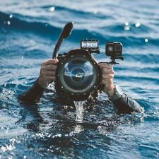 Underwater Housing Sony A7ii A7rii a7sii Meikon SeaFrogs dome & flat port