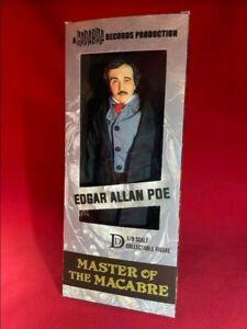 Distinctive Dummies Edgar Allan Poe 1/9 Scale Action Figure