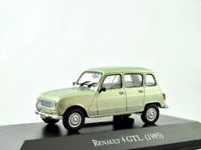 Renault R4 GTL  1978-1992  hellgrün metallic    /    IXO/Altaya   1:43