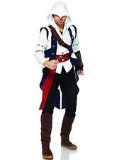 LEG AVENUE Assassin's Creed 111 CONNOR Fancy Dress Cosplay Comic Con Costume XL