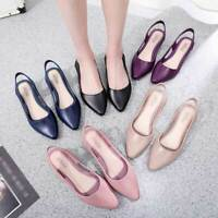 Women's Shallow Low-heeled Non-slip Single Shoes Jelly Sandals Fashion Shoes New