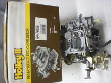 HOLLEY REBUILT ROCHESTER 17081652 1981-1981 BUICK-CHEVY-OLDS-PONTIAC 173 ENGINE