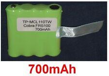 Batterie 700mAh type FA-BP FA-CK GA-CM GA-CR GA-CT Pour Oricom PMR1000