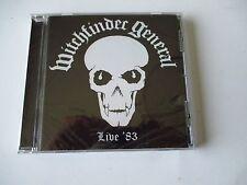 Witchfinder General -  Live '83 (Cd,2006)