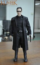 KUMIK Neo Keanue Reeves 1/6 collectible action Figure The Matrix Full Box