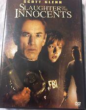 Slaughter of the Innocents (DVD, 2004) RARE OOP! Scott Glenn. R1.