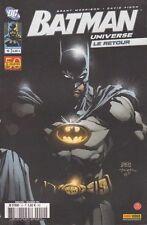 BATMAN UNIVERSE N° 1 à 10 DC Comics URBAN 10 comics