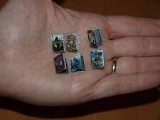 Juegos miniatura consola. Serie I. PES 2014, CALL OF DUTY BLACK OPS, DIABLO 3