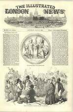 1856 Return Army Works Corps From The Crimea Sandhurst Memorial Shield