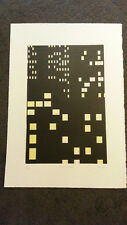 Citi Lights by Thom De Jong (70s 80s Dutch NYC Artist) Night City Buildings