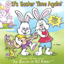 Its Easter Time Again by Bunny Shack (CD, Nov-2004, Red Dot) Music Kids Songs Ed