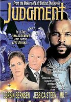 Judgment (DVD, 2008) BRAND NEW RARE OOP. Corbin Bernstein, Mr. T, Jessica Steen