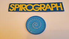 Vintage Spirograph Parker 1986 Repuesto Rueda De Plástico COG No.80. (#69).