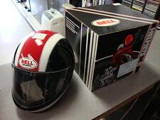 New NOS 1986 Vintage Bell GT-2 2 II Motorcycle Helmet Size 7 3/8 59 cm 06237