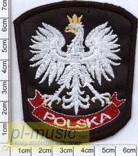 = POLSKA POLAND POLEN PL embroidery patch ,aufnäher,naszywka ♫ #