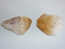 cristalloterapia PUNTA QUARZO CITRINO drusa A++ pietra naturale minerale citrine