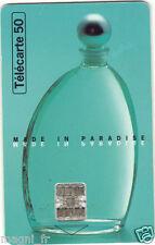 Télécarte - Eau d'Eden - Made in Paradise - CACHAREL (A2951)