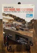 Kalmbach Books EASY MODEL RAILROAD WIRING Model Railroader Associate Editor