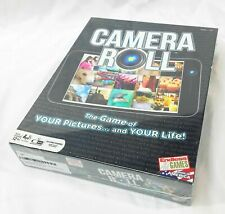 Camera Roll Board Game of Your Pictures and Your Life New Factory Sealed