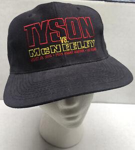 MGM Grand Hotel Tyson Vs. McNeeley August 19,1995 Las Vegas Vintage Snapback Hat