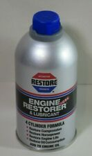Restore Automotive Products 40009 Engine Restorer & Lubricant w/CSL 4 Cylinder