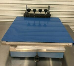 SMT Manual Stencil Printer
