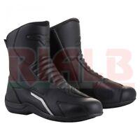 Stivali Moto Impermeabili Alpinestars RIDGE V2 DRYSTAR Boot con Protezioni