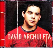 DAVID ARCHULETA SELF TITLED 12 TRACK CD - NEAR MINT - LN