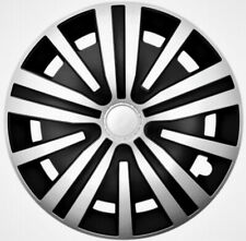 Set of 4x16 inch Wheel Trims to fit Vw T5  Transporter + free stickers