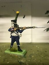 CONVERSION 3 x FRENCH LIGHT INFANTRY FUSILIERS 1812   -  1/32nd FIGURE