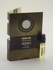MEMO Shams Oud Eau de Parfum EDP 2ml Vial Sample Spray With Card