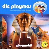 DIE PLAYMOS - (10)DIE GEHEIMNISVOLLE SPHINX  CD NEU