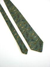 MARIO VALENTINO Naples Cravate MADE IN ITALY 100% EN SOIE