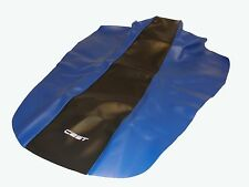 Suzuki DR250 DR250S 90-95/DR350 DR350S 90-99 Std Blue/Black Replica Cover