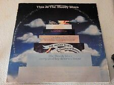 VINYL LP...MOODY BLUES -THIS IS THE MOODY BLUES 1974 THRESHOLD REC. 2-THS-12/13