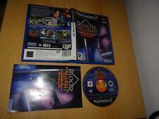 Sangue ci dirà Sony PlayStation 2 ps2 VERSIONE PAL