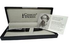 Charles Dickens Kugelschreiber mit Geschenk-etui