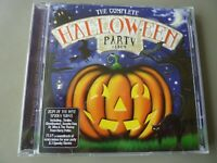 The Complete Halloween Party Album (2CD) Music & Stories Background Music