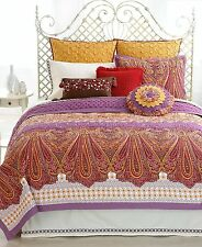 NEW Style&Co. Home Cal King Starburst Solid Bedskirt