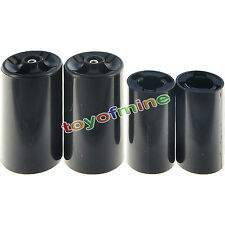 2x Aa to C Size Battery Converter Case+1x Aa to D Size Battery Converter Case