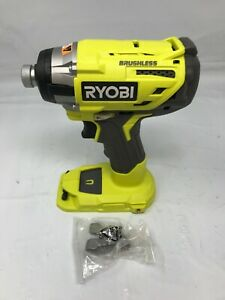 RYOBI P238 18-Volt ONE+ 3-Speed 1/4 in. Hex Impact Driver (Tool Only), N