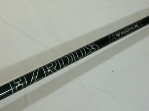 New Taylormade Tip Project X Hzrdus Smoke RDX Black 60g 6.0 Stiff - Shaft only