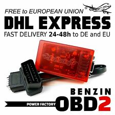 Chiptuning OBD2 TOYOTA AURIS 1.8 Benzin LPG Chip Power Tuning TuningBox OBD 2 II