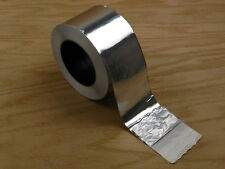 "3"" HVAC Heat Shield Duct Sealing Self Adhesive Aluminum Foil Tape 165' 55 yd"