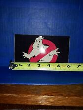 "Vtg Ghostbusters Decal Unmounted 6"" x 4"" 1984 Columbia Pictures"