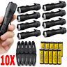 10x Garberiel 90000Lumen T6 LED Rechargeable Flashlight Torch Super Bright Light