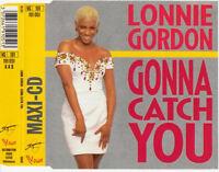 Lonnie Gordon Maxi CD Gonna Catch You - France (VG+/VG+)