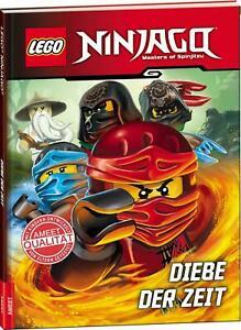 LEGO® NINJAGO® Diebe der Zeit   Buch   GB   Deutsch   2017