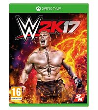 WWE 2k17 (Xbox One) NUEVO PRECINTADO WWE Wrestling WWF