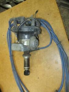 HOLDEN V8 ELECTRONIC DISTRIBUTOR 253 308 WB VC VH VK VL COMMODORE BLUE MOTOR